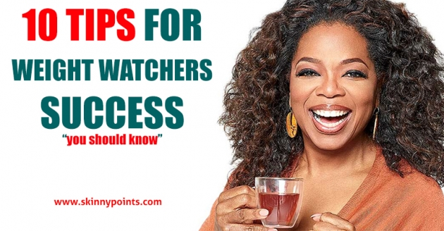 10 Tips for Weight Watchers Success