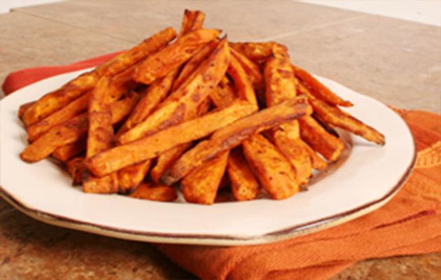 Sweet Potato Fries (3 pointplus)