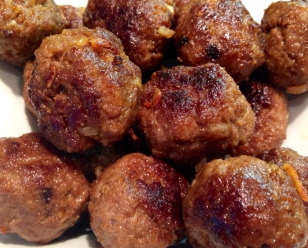 Weight watchers Meatball Recipe
