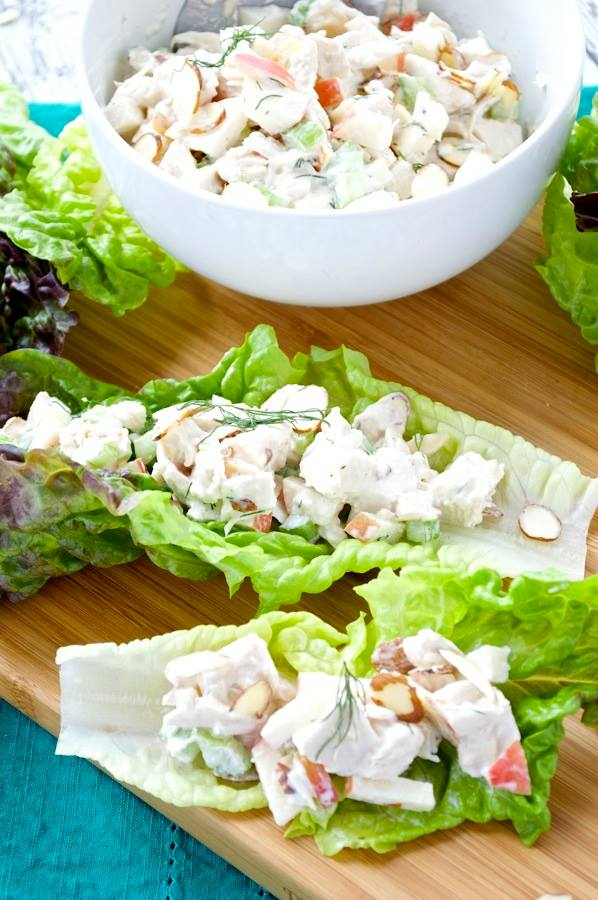 Light Apple Chicken Salad - 5 Smartpoints