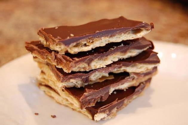 Cracker Cookies – 2 smartpoints