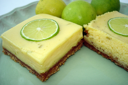 Lime Bars – 4 Smartpoints