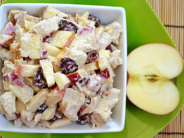 Apple Salad (4 SmartPoints)