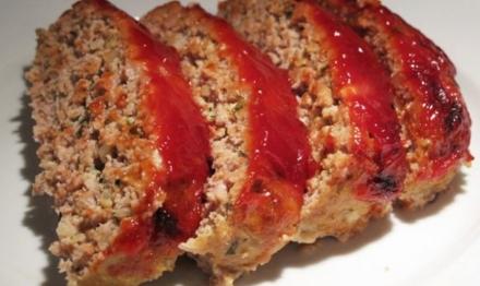skinny meatloaf 6 SmartPoints