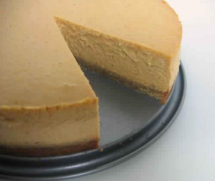 Pumpkin Pie Cheesecake – 2 Smartpoints