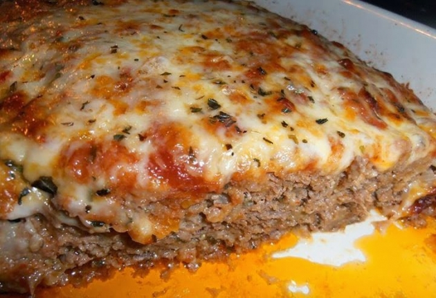pizza meatloaf