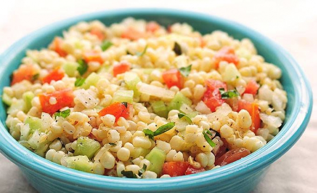 Fresh Corn Salad – 4 Smartpoints