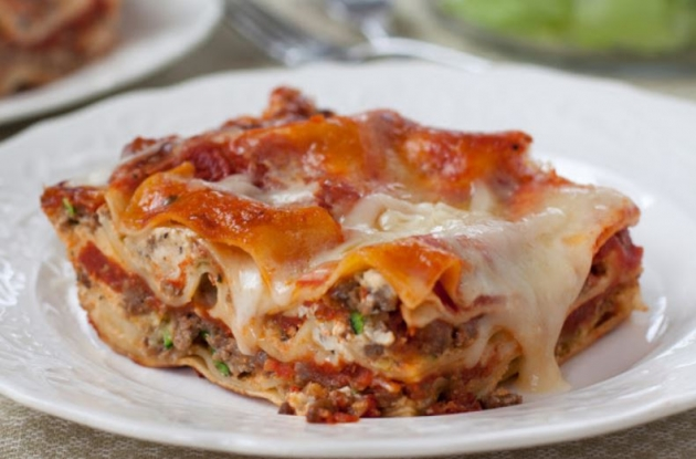 Classic Light Lasagna Recipe
