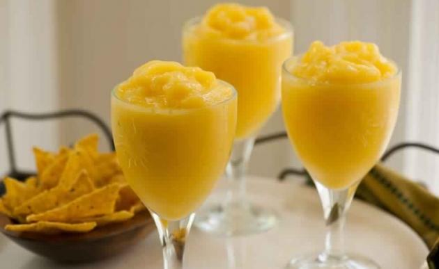 Mango Frozen Margarita