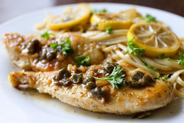 Chicken Piccata – 6 SmartPoints