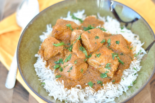 Chicken Curry – Slow cooker