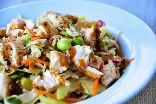 Asian Chicken Salad – Smartpoints 7