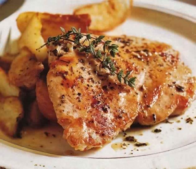 Chicken Breast Sauté Puttanesca-Style – 3 Smartpoints