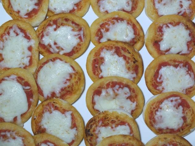skinnypoints Mini Pizzas