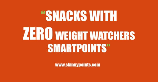 skinny points recipes snacks with 0 weight watchers smart points. Black Bedroom Furniture Sets. Home Design Ideas