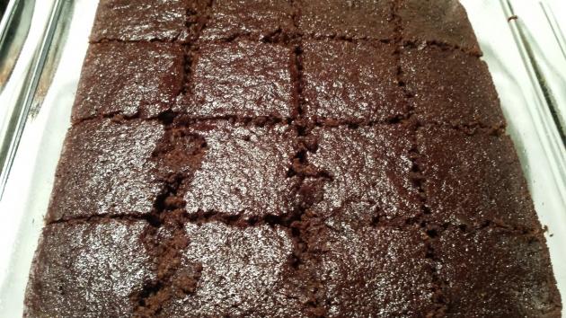Fudge Brownies – 4 Smartpoints