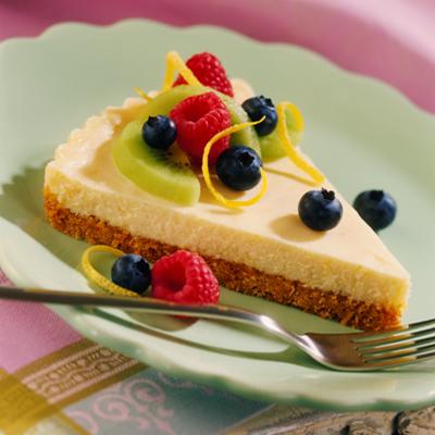 Lemon Spring Tart