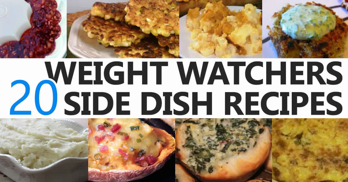 20 weight watchers side dish recipes. Black Bedroom Furniture Sets. Home Design Ideas