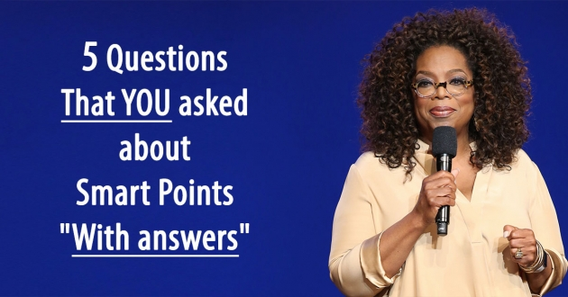 """5 Questions That YOU asked  about Smart Points """"With answers"""""""