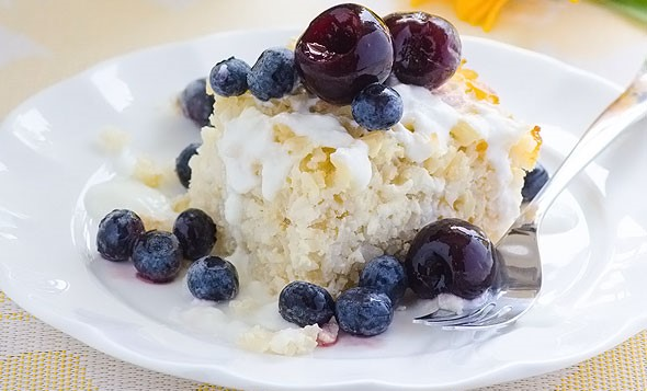 Brown Rice Pudding