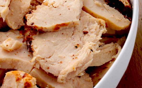 Everything Chicken (Slow Cooker)