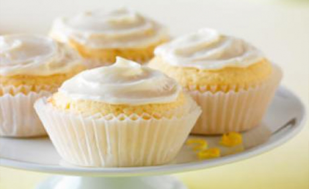 Skinny Points Recipes » Pineapple Bliss Cupcakes