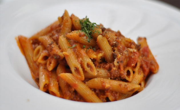 Stovetop Beef and Penne Casserole