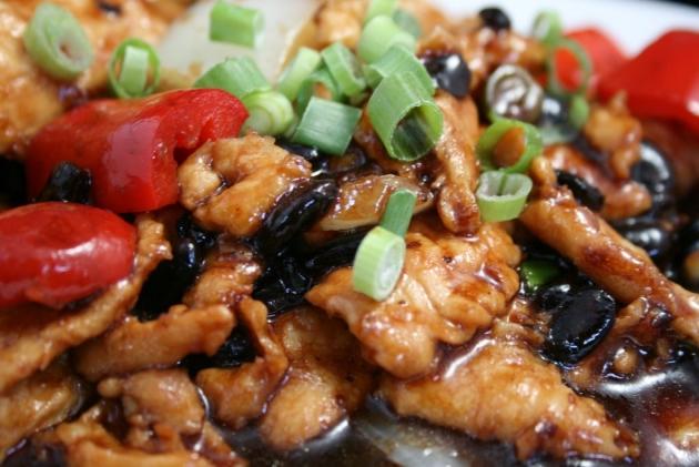Black Bean Chicken