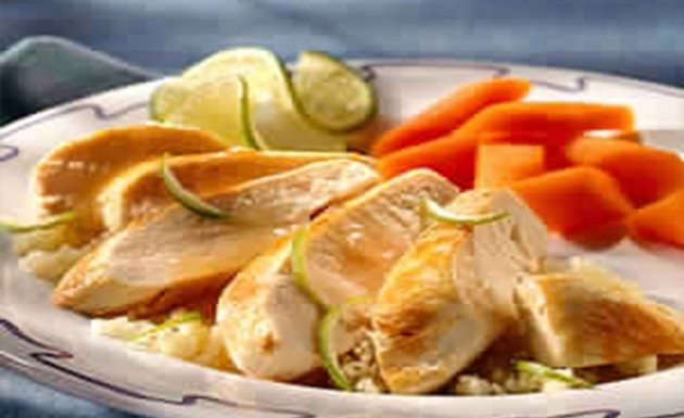 Lime-Sauced Chicken – 3 SmartPoints