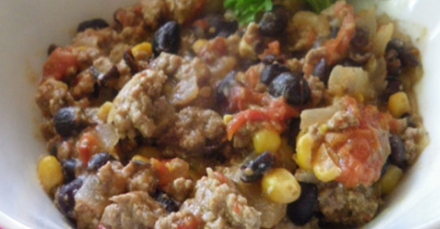 Mexican Skillet (Casserole)