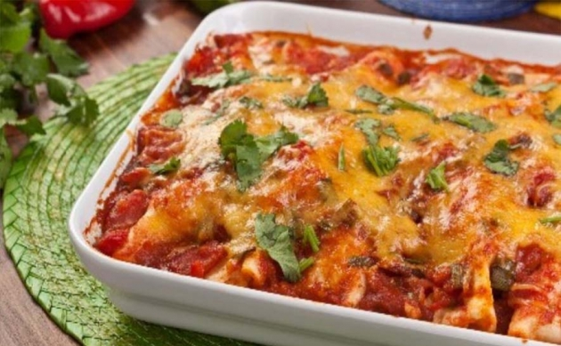 Weight Watchers Chicken Taco Casserole