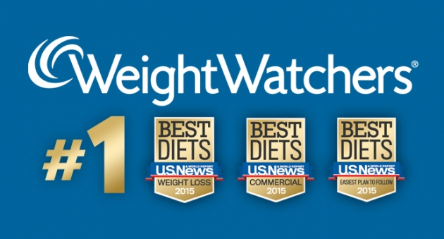 Weight Watchers Ranked #1 Best Weight-Loss Diet by U.S. News & World Report for Fifth Year in a Row