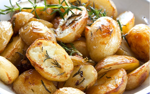 The best Roasted Potatoes Recipe ever