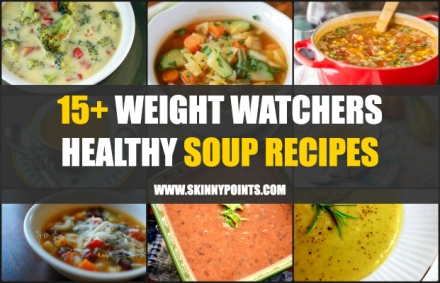 15 Weight Watchers Healthy Soup Recipes