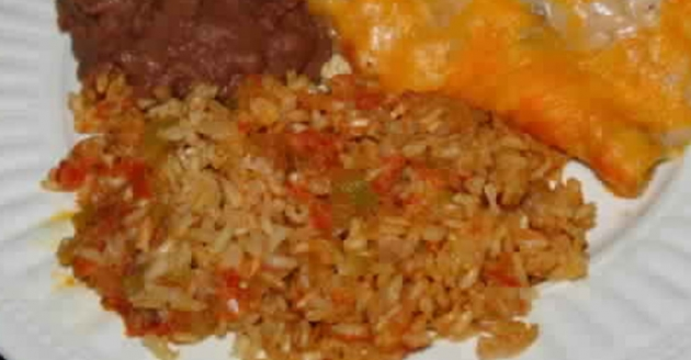 Mexican Rice (Weight Wathcers)