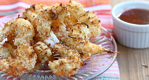 Oven-Baked Coconut Shrimp – 2 SmartPoints