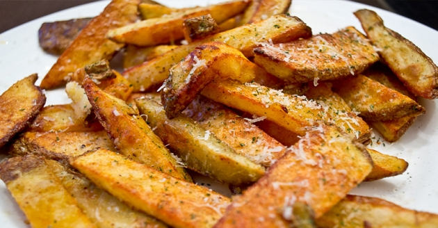 Baked French Fries (Weight Watchers)