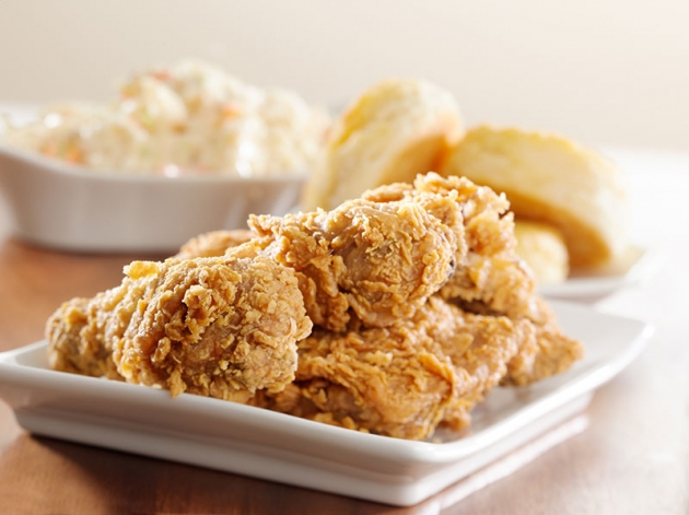 Southern Oven-Baked Crispy Chicken