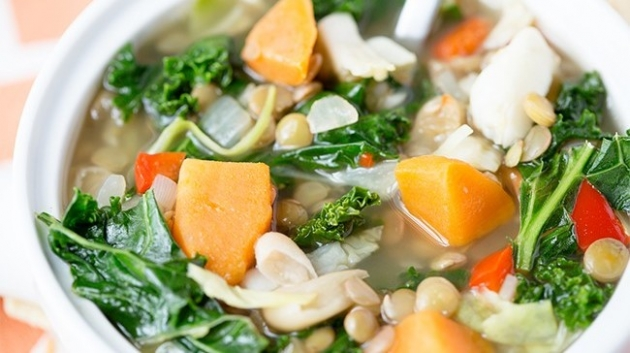 Superfoods Detox Soup