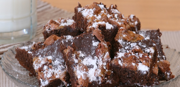 Low-fat Brownies