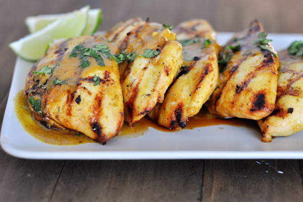 Lime-Sauced Chicken