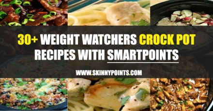 30+ Weight Watchers Crock Pot Recipes with SmartPoints