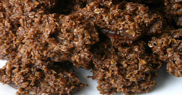 Skinny Double Chocolate Oatmeal Chippers (Source:skinnyKitchen)