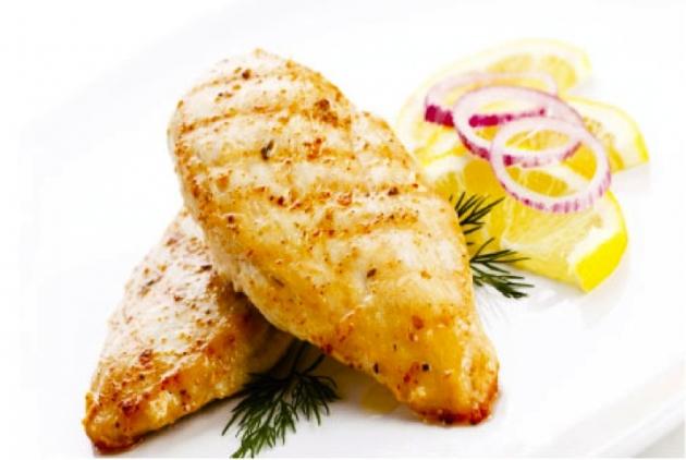 Lemon & Dill Chicken