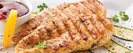 Mexican Chicken Breasts (weight watchers)