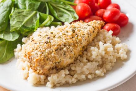 Weight Watchers Parmesan Chicken Cutlets