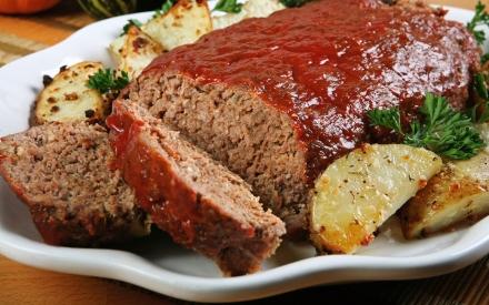 Crock Pot Meat Loaf