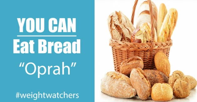You Can Eat Bread (Oprah)
