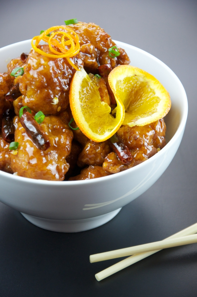 25 Min Ready Orange Chicken