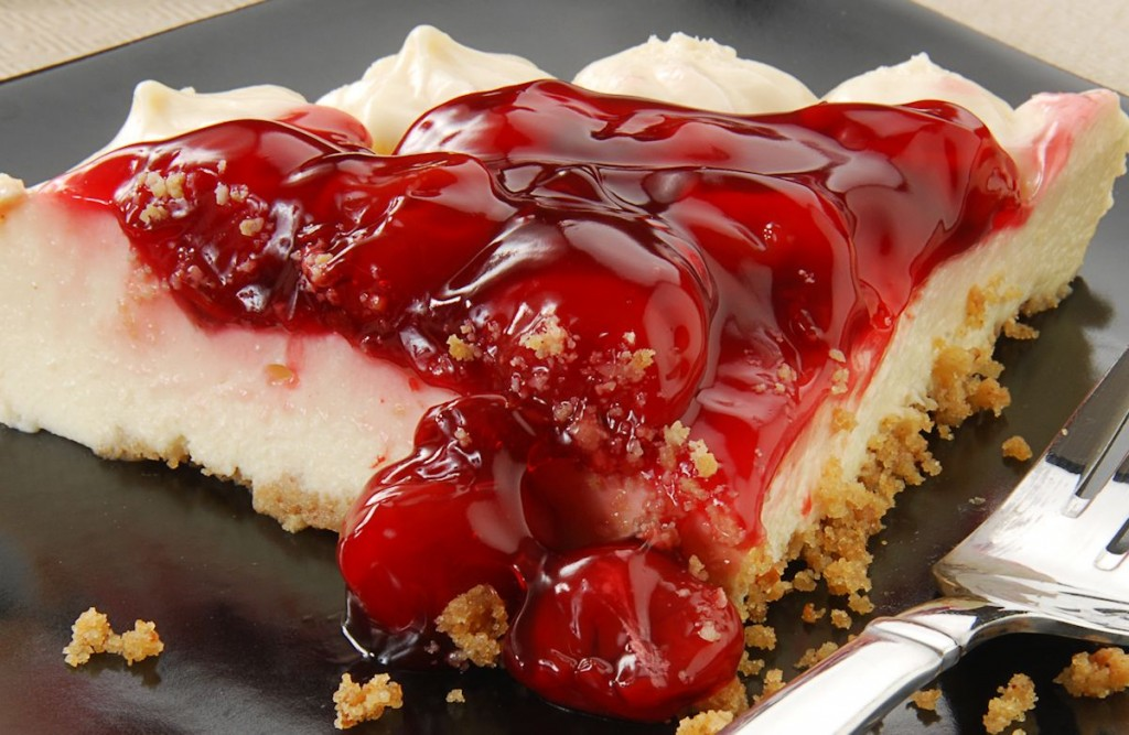 No Bake Graham Cracker Cheesecake - 3 SmartPoints